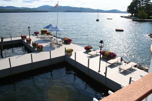 Dock after MAH