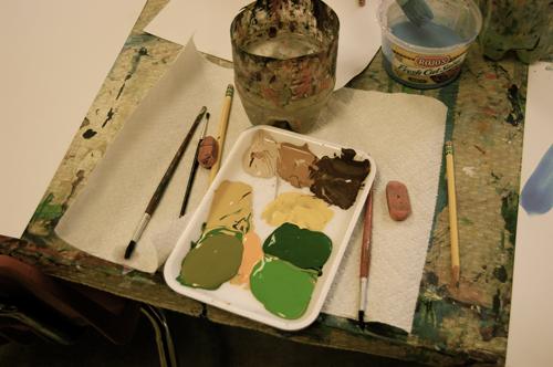Leonard paint