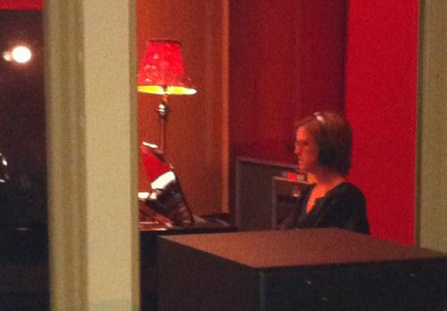 Whitney piano recording 2010